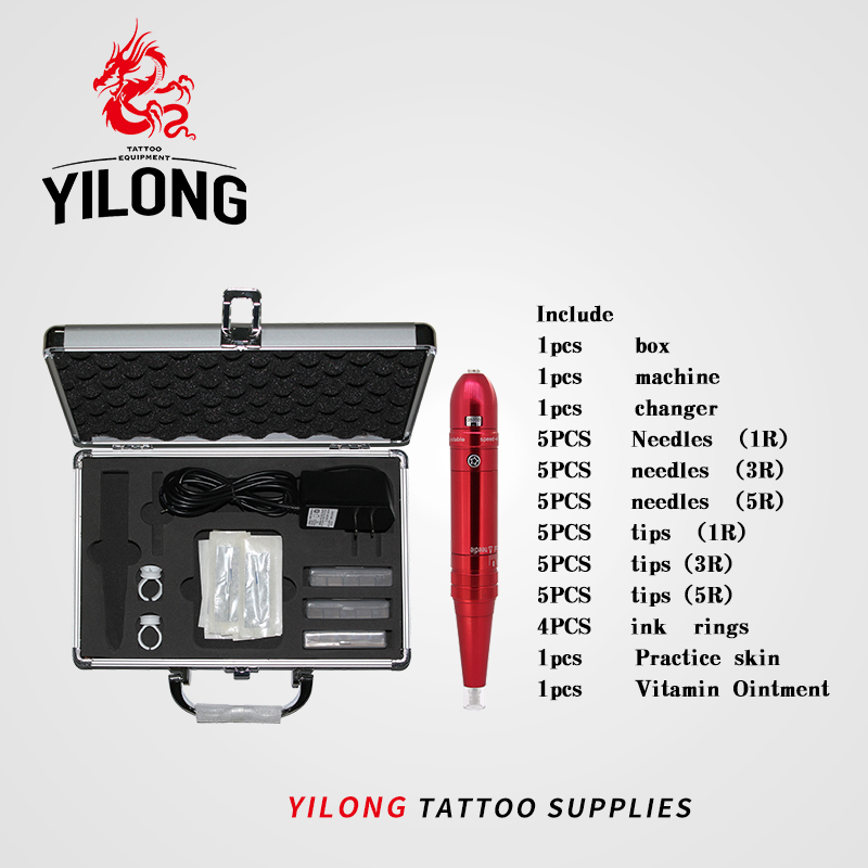 Free shipping tattoo kit tattoo machine high quality for Cheap tattoo supplies free shipping