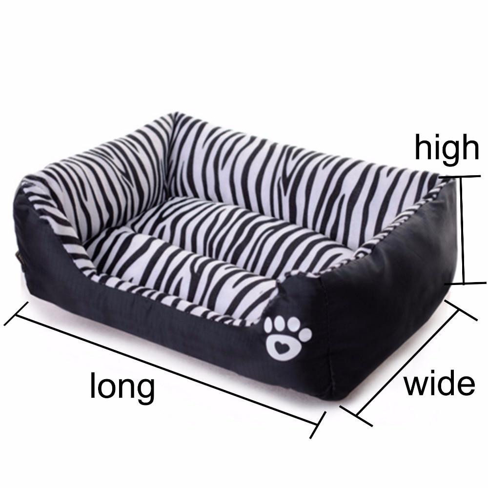Суға төзімді Pet Bed Зебра үлгісі Sweety Dog - Үй жануарлары өнімдері - фото 4