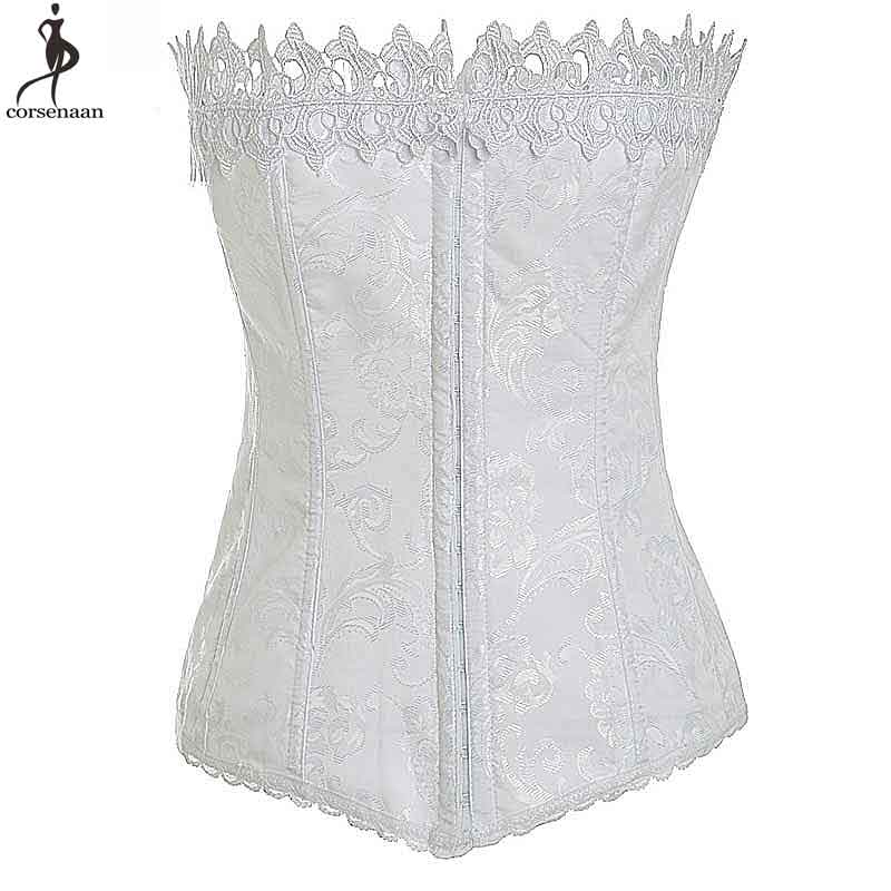 3587e2d5c38 Buy korset white and get free shipping on AliExpress.com