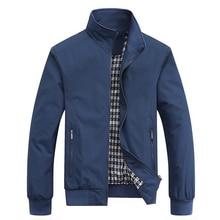 New 2019 Spring Jacket Men Fashion Casual Loose Jacket Sport
