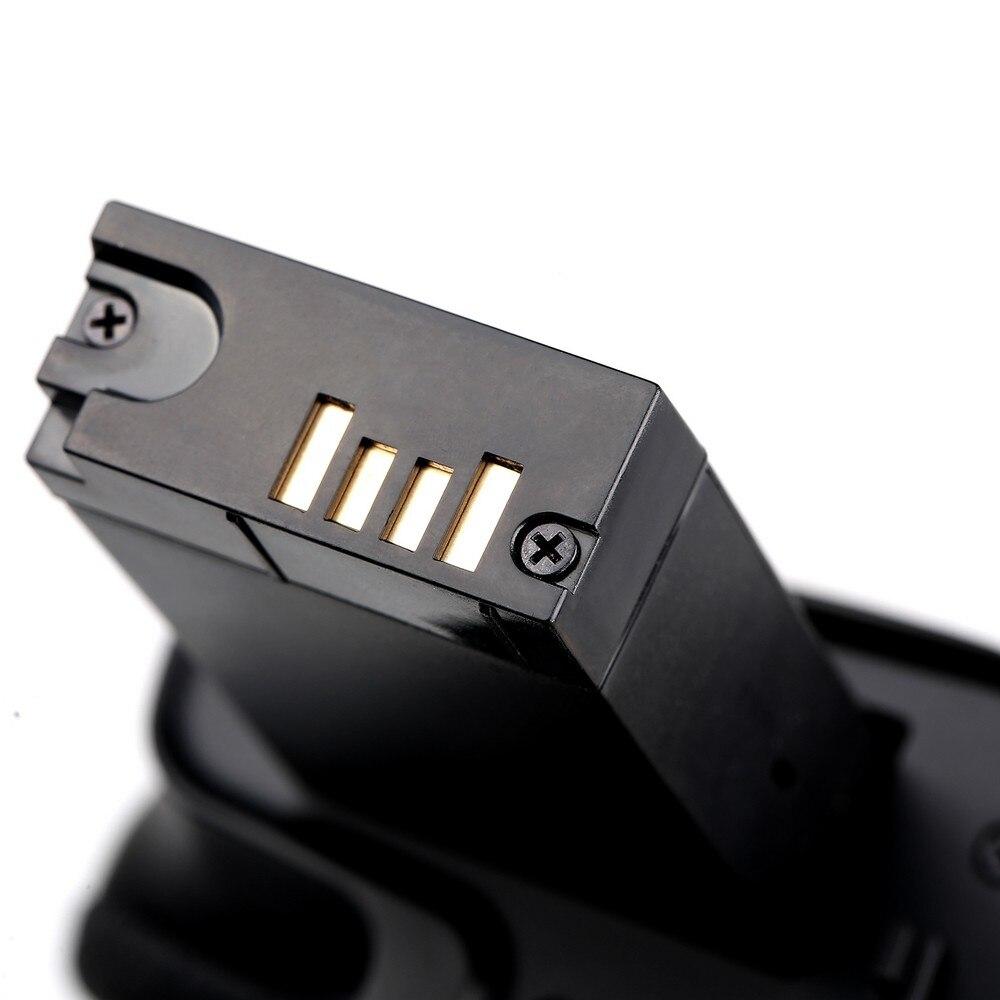 Poignée de batterie verticale multi-puissance spash pour Canon 800D rebelle T7i 77D Kiss X9i DSLR support de batterie pour appareil photo fonctionne avec LP-E - 4