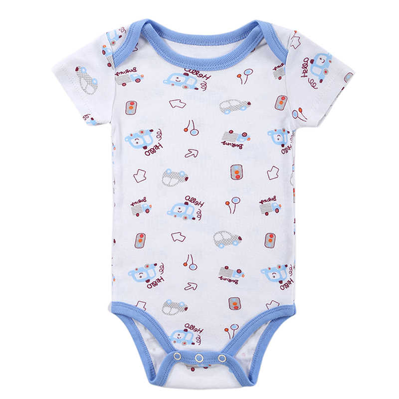 Baby Rompers Clothing 2017 Fashion Summer Newborn Baby Boy Gril One-Pieces Baby Set barboteuse Clothes Nightwear Infant pajama