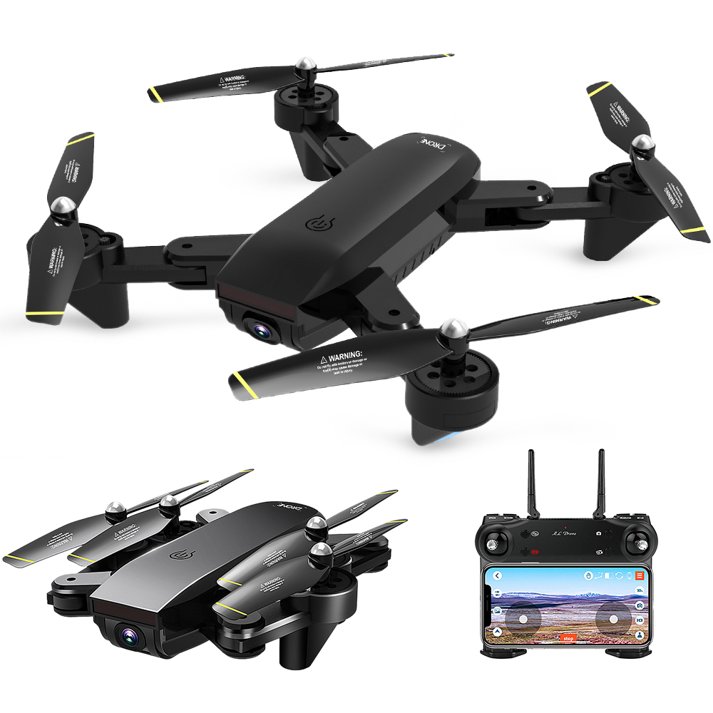 SG700-S RC Drone with Camera 1080P Optical Flow Positioning Wifi FPV Altitude Hold Gesture Controlled Foldable RC Training Drone funsnap idol 2 4g rc drone foldable gps quadcopter with 120 pitch 1080p hd wifi fpv camera optical flow positioning gesture fz