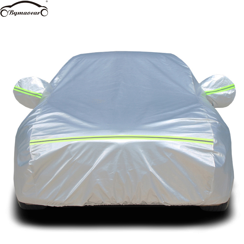 Car clothing car cover car cover sun protection rain insulation thick universal sunshade cover