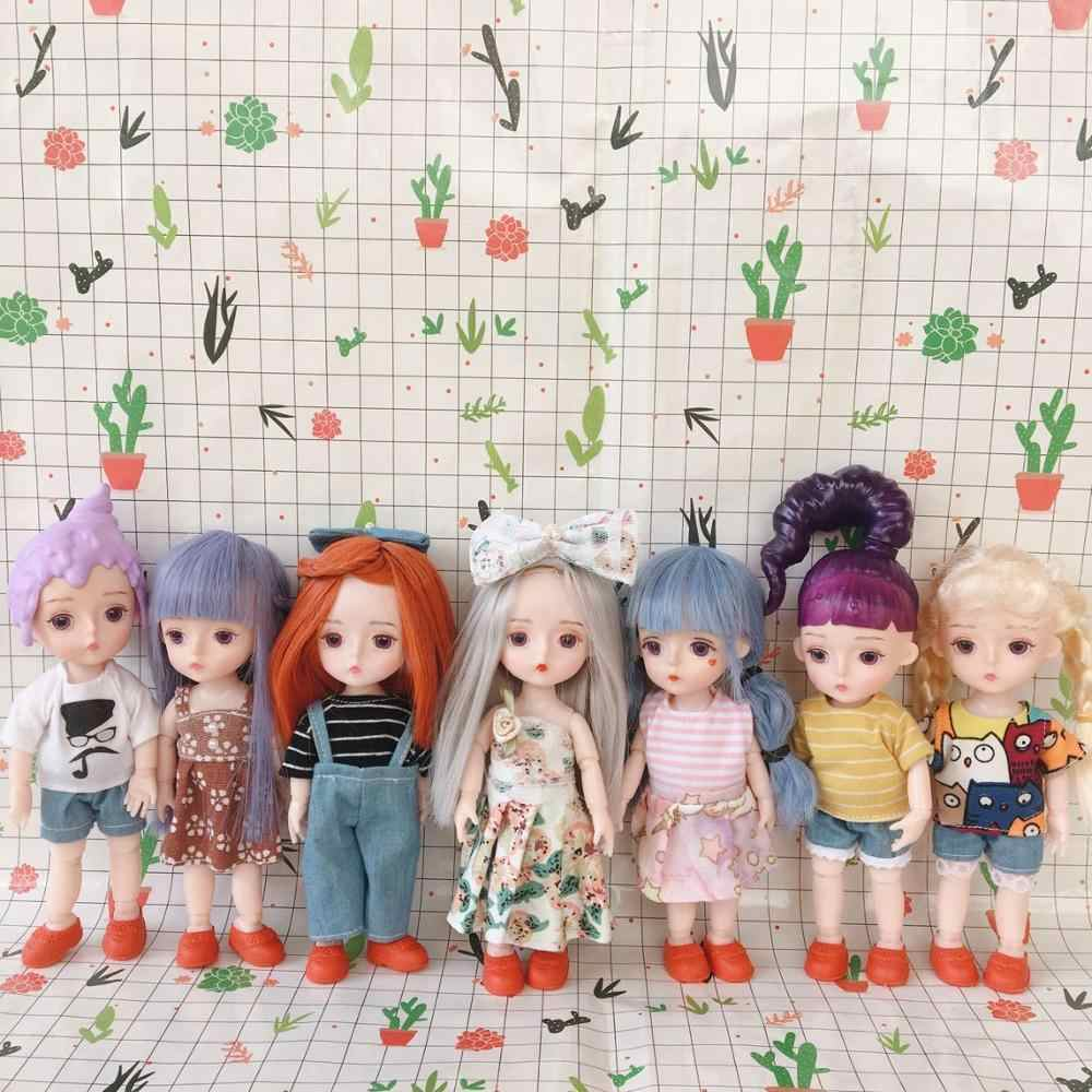 Super cute Blyth OB dolls BJD lol joint body pop toys reborn baby action figure moveable 3D real eyes hot selling changed makeup