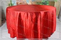 אדום טפטה מפת שולחן לחתונה ספקי אירוע & מפלגה & מלון & Banqet/קישוט (כיסוי כיסא & רקע ומפיות & להקות כיסא)