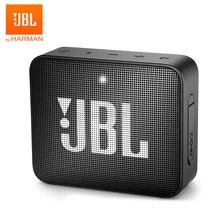 JBL GO2 무선 블루투스 스피커 IPX7 방수 야외 휴대용 스피커 스포츠 2 충전식 배터리와 마이크 이동