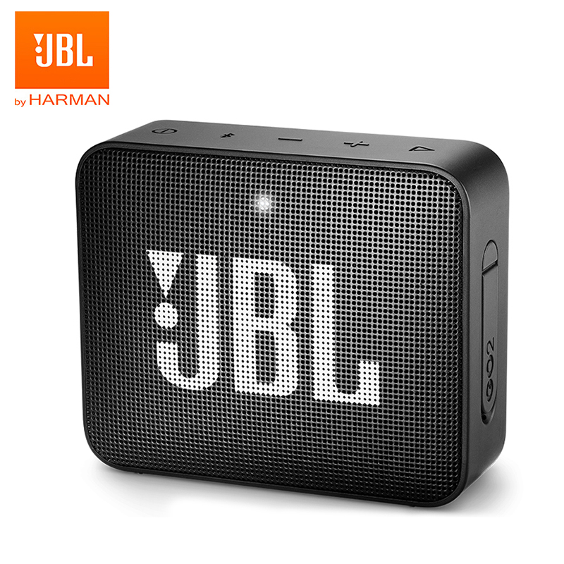 Jbl go2 wireless bluetooth speaker ipx7 waterproof outdoor portable speakers sports go 2 rechargeable battery with microphone