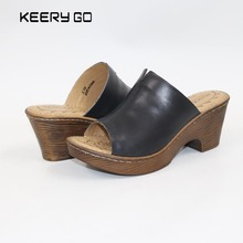 2017 new high-end leather, comfortable feet sandals, classic sandals keerygo new high end leather comfortable feet sandals classic sandals