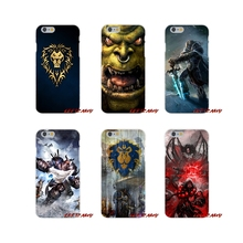 For Samsung Galaxy A3 A5 A7 J1 J2 J3 J5 J7 2015 2016 2017 WOWs Logo World Of Warcrafts Accessories Phone Cases Covers
