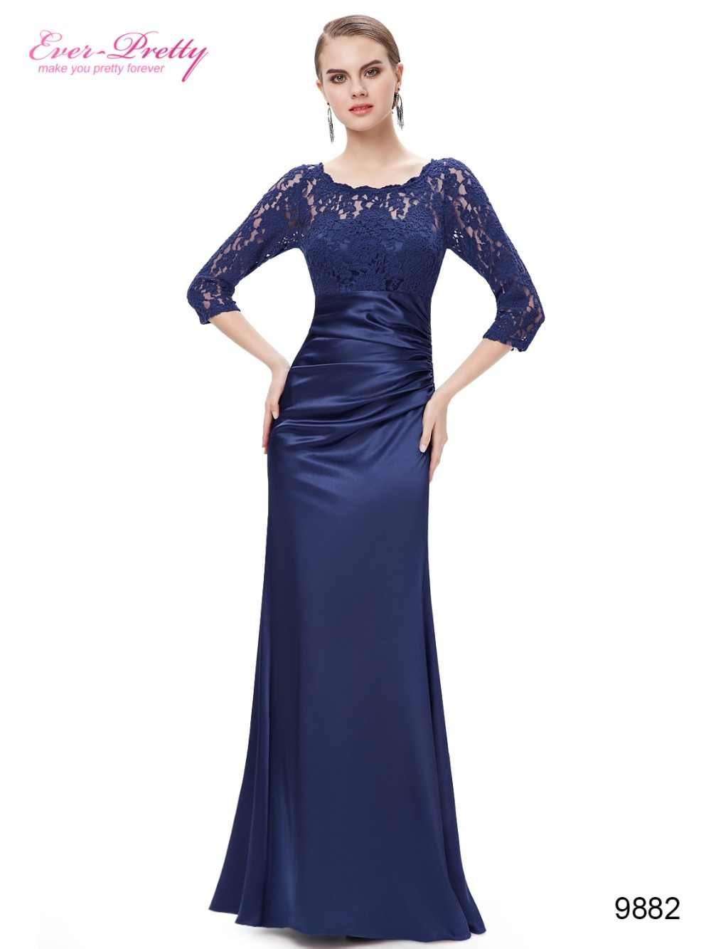 Clearance Sale  Elegant Evening Dresses HE09882 Ever Pretty Formal Long  Special Occasion Lace Prom 3eb7564c89bf
