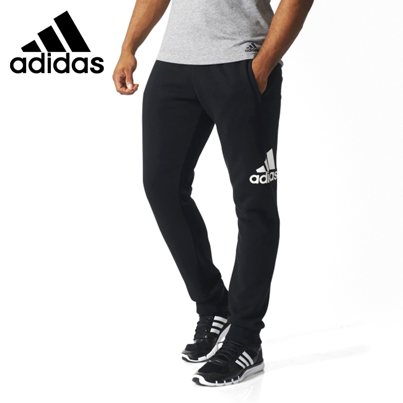 Original New Arrival Adidas Men's Knitted Pants Sportswear original new arrival adidas men s football pants sportswear