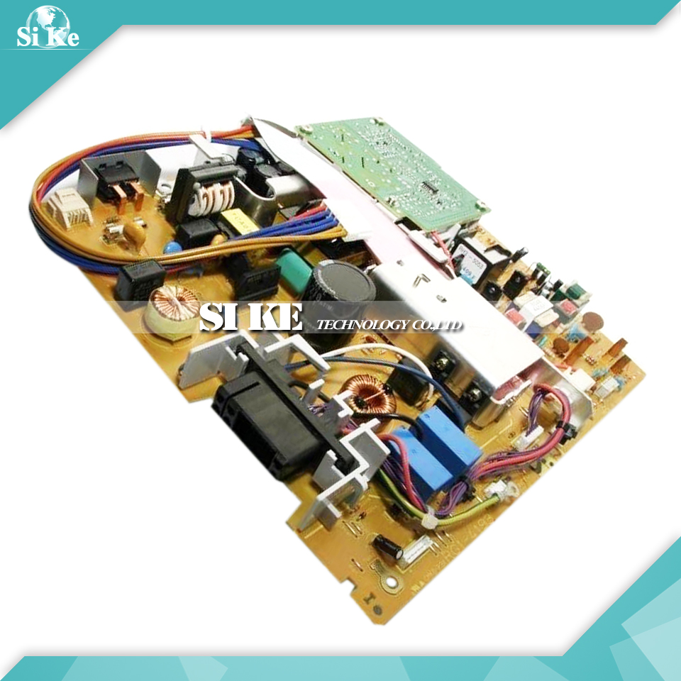 ФОТО LaserJet  Engine Control Power Board For HP 4200 4300 RM1-0020 RM1-0019 HP4200 HP4300 Voltage Power Supply Board