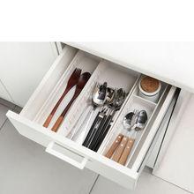 faroot adjustable drawer organizer home kitchen board buy kitchen  drawer organizer and get free shipping on aliexpress com  rh   aliexpress com