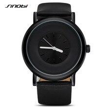 SINOBI top luxury brand men's watch men's casual sports watch waterproof quartz watch gift Relogio Masculino new year 2017 clock
