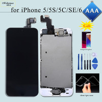 Full Assembly LCD For IPhone 5 Screen 5S 5C SE Display Replacement Touch Digitizer For IPhone