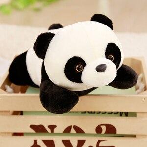 1pc 30cm Cute Papa Panda Doll