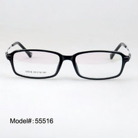55516 Good Service And High Quality Full Rim Spectcle Frame Acetate Eyeglasses Optical Eyewear