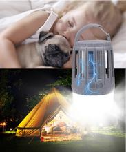 Mosquito killer USB electric mosquito killer Lamp Photocatalysis mute home LED bug zapper insect trap Radiationless anti mosquit