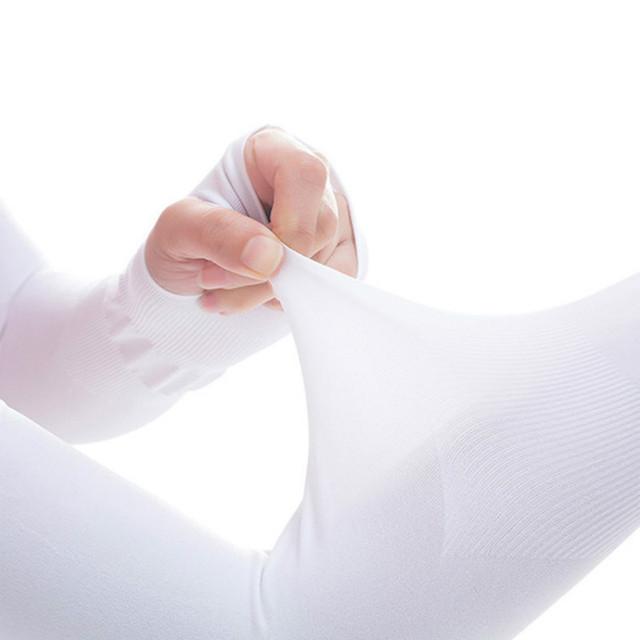 Mangas protección UV