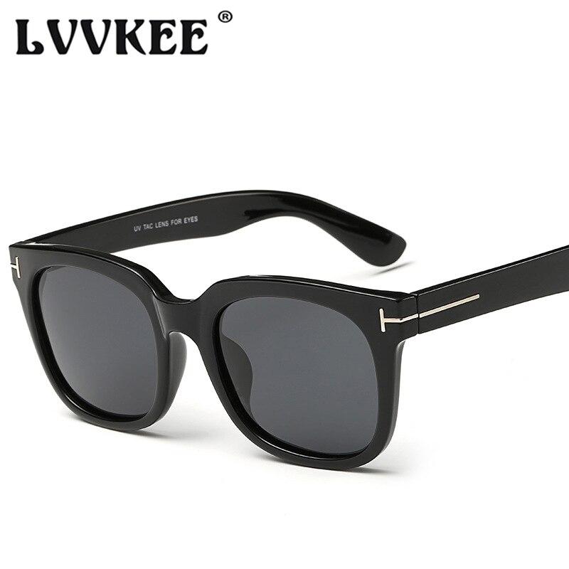 LVVKEE 2018 Haute Qualité Mode lunettes de Soleil Polarisées Hommes Marque  Designer TF lunettes de Soleil pour Femmes UV400 Oculos De Sol Feminino cc980cdb61a7
