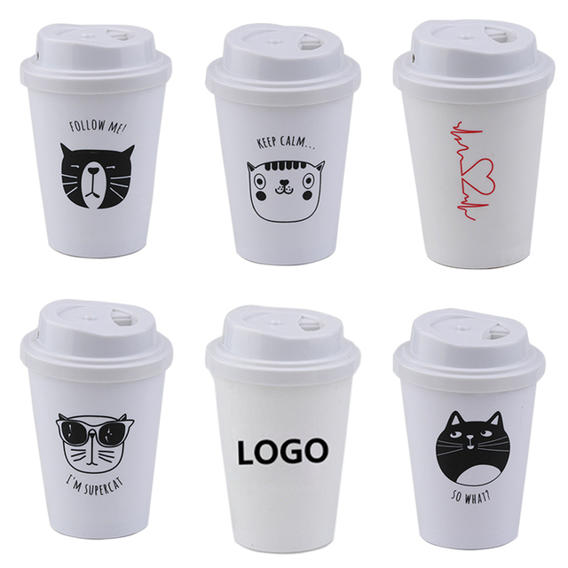 Coffee Cup USB Air Fresheners Humidifier Essential Oil Aroma Diffuser Ultrasonic Home Office Mist Maker Fogger Air Purifier