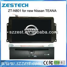 ZESTECH car gps navigation for  Nissan Teana Car dvd player with GPS navi, RDS + Radio, in stock