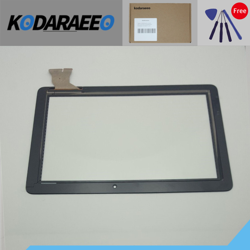 kodaraeeo Touchscreen Replacement For Asus Transformer Pad TF103 TF103C TF103CG Touch Screen Panel Digitizer Glass Part kodaraeeo touch screen digitizer glass panel with lcd display assembly part for asus transformer mini t102ha replacement