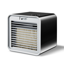 2rd Generation Mini Air Conditioner Artic Air Cooler USB Personal Space Cooler Fan Air Cooling Fan Device Watertight When Moving artic air cooler small air conditioning appliances mini arctic air personal space cooler fans air cooling fan mini portable