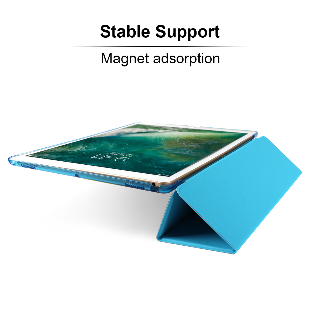 Ultra Slim Cerdas Kasus Cover untuk Apple iPad Pro 12.9 2015 2016 - Aksesori tablet - Foto 5