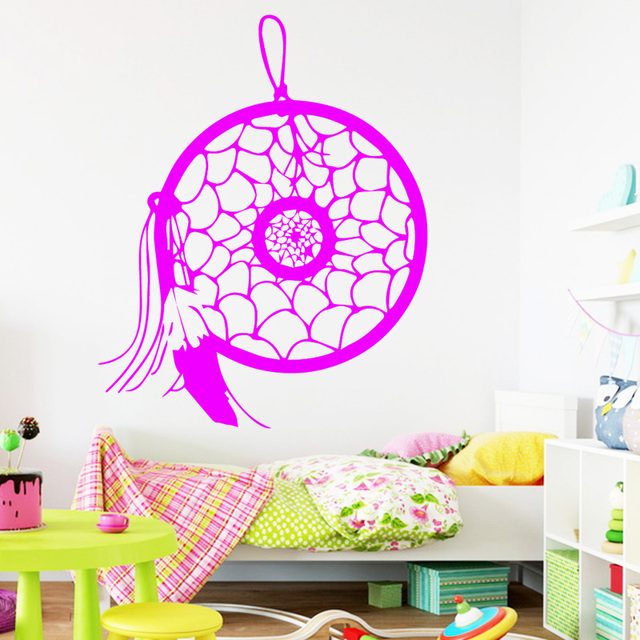Luxuriant Roundness Self Adhesive Vinyl Waterproof Wall Art Decal ...
