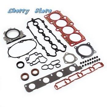 NEW 06F 103 483 D Engine Crankshaft Seal Gasket Repair Kit For VW Passat Golf Jetta Audi A4 A6 TT 2.0TSI 06A103171A 06F103383H