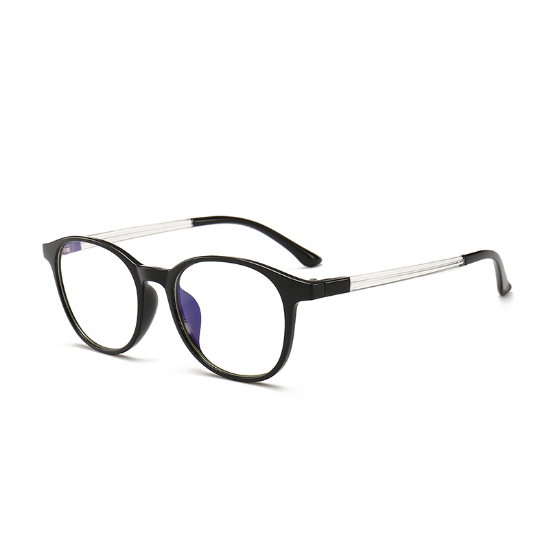 2019new Man Glasses Optical Frames Women Round Glasses Frame Clear Lens Eyeware For Anti Blue Rays Computer Gaming Goggles