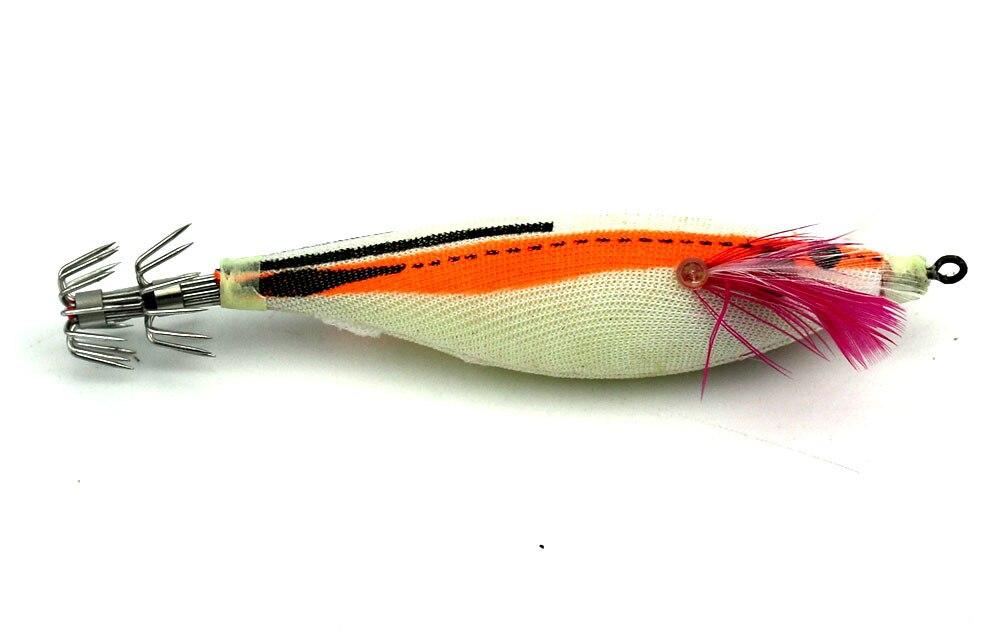 3 adet YENI Plastik karides yem Kalamar jig balıkçılık lures - Balık Tutma - Fotoğraf 3
