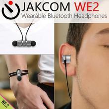 JAKCOM WE2 Wearable Inteligente Fone de Ouvido venda quente em Acessórios como mijobs iqos tecnologia Inteligente