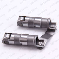 Hydraulic Roller Lifter For Chevy BBC 396 454 Vertical Link Bar Included 8Pairs Car Styling100 Brand