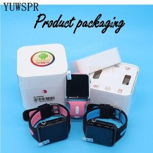 Image 5 - Relojes inteligentes 3G para niños, con Wifi, GPS, LBS, tarjeta de memoria SD, WhatsApp, Facebook, reproducción de música, seguimiento, reloj infantil V5W/V7W