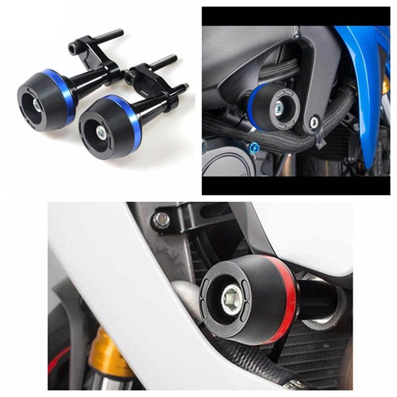 Moto CNC En Aluminium Cadre Curseur Carénage Garde Anti Crash Pad Protecteur Pour BMW S1000RR S 1000 RR 2010-2017 cadre Côtés