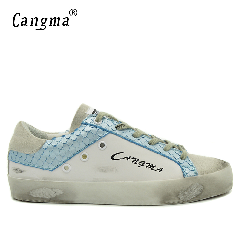 CANGMA New Brand Fashion Mens Shoes Casual Sky Blue White for Men Breathable Suede Leather Men Leisure Shoes Man Adult Footwear new 2016 medium b m massage top fashion brand man footwear men s shoes for men daily casual spring man s free shipping