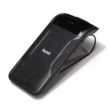 Wireless Bluetooth manos libres para coche con altavoz del cargador envío gratis receptor Bluetooth