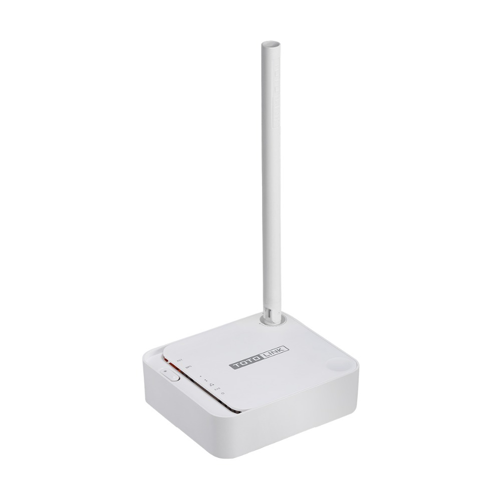 TOTOLINK N100REV3 150Mbps Wireless N Easy Setup Router WiFi Repeater Supports Parental Control and wireless schedule