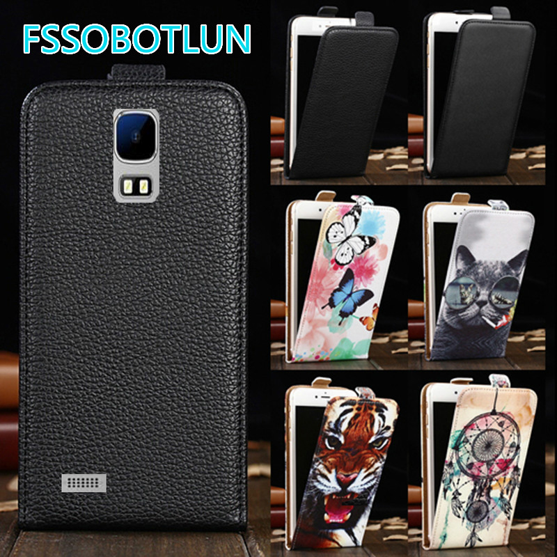 Factory Direct! TOP Quality Cartoon Drawing Vertical Flip PU Leather Cell Phone Case Cover For <font><b>Asus</b></font> <font><b>Live</b></font> <font><b>G500TG</b></font> image