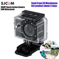 Sjcam 2.0 Inch Sports Action Video Camera Anti Shake 12MP Full HD 1080P 170°WiFi 30M Waterproof DV Action Camera