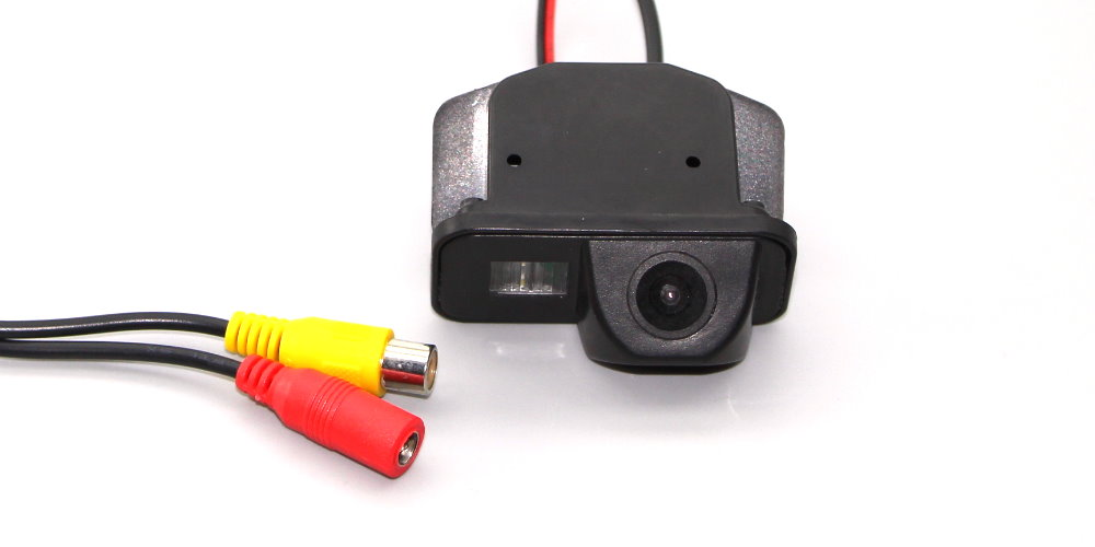 Liandlee For IToyota Alphard MK2 2008~2015 Car Reverse Camera Rear View Backup Parking Camera  Integrated High Quality 8
