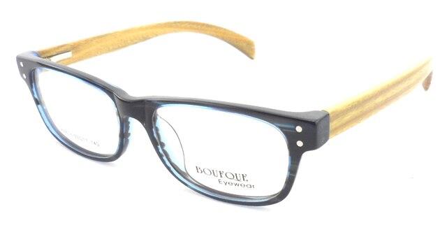 Натуральная дерево оптические оправы ручной работы очки для мужчины оптические очки близоруких глаз очки