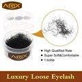 Loose Eyelash Individual Eyelash Extensions False Flare Lashes Cluster Bulk Eyelash 0.15 8-13mm