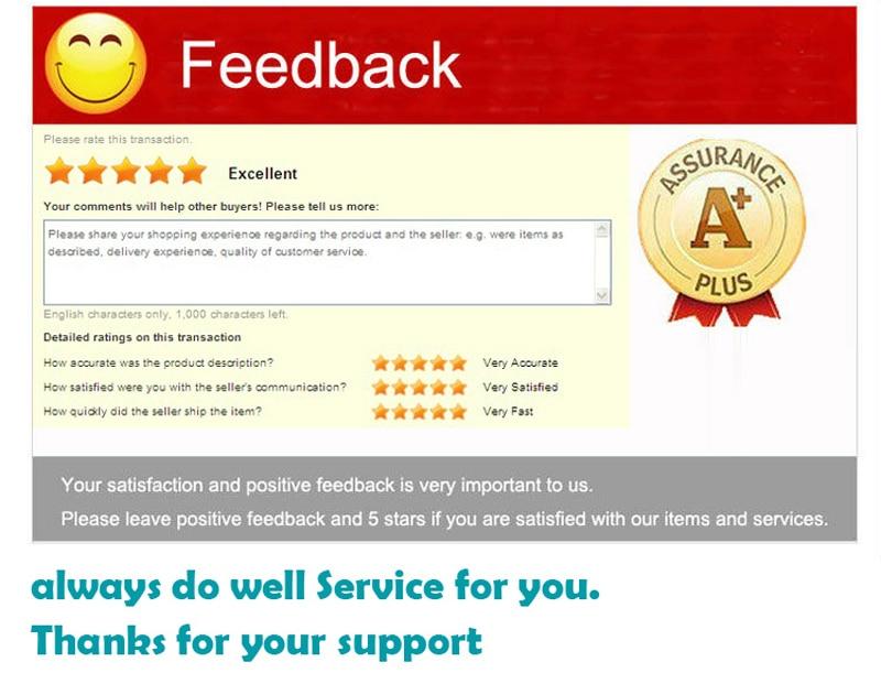 6 feedback