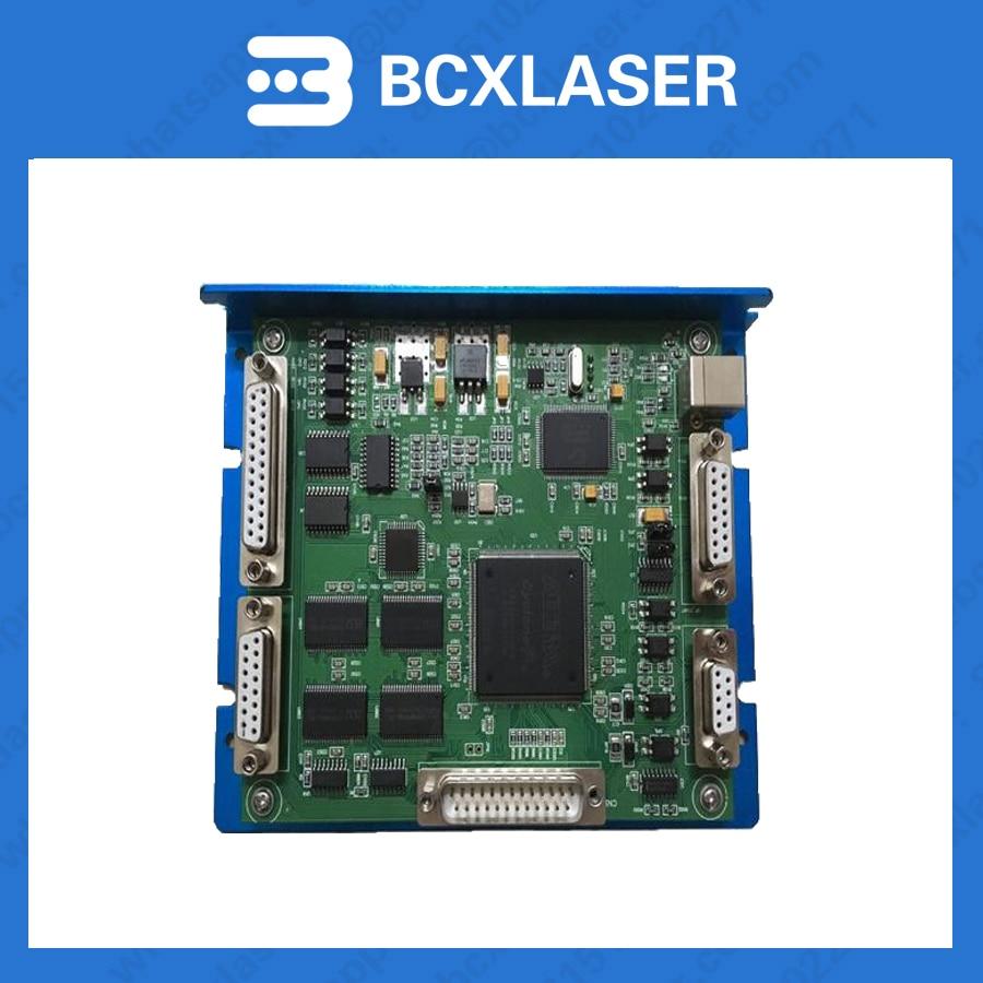 Fiberr CO2 laser control system laser control card for laser marking machine Ezcad
