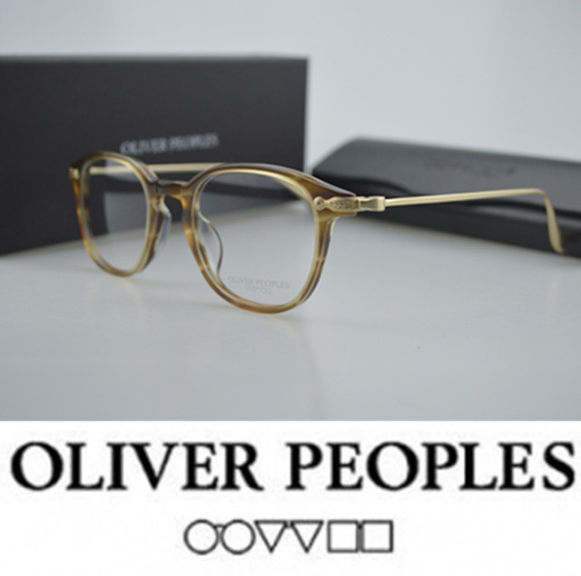2017 stiles oliver peoples armações de óculos de olho simples espelho do vintage oval titanium óculos de armação ov5305 oculos feminino masculino