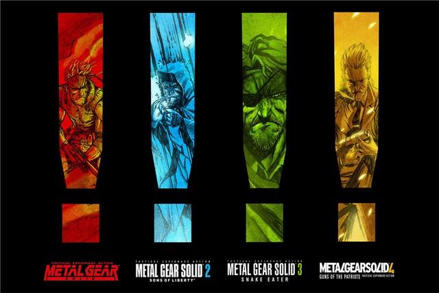 Custom Canvas Art Metal Gear Solid Poster Metal Gear Solid V Wall